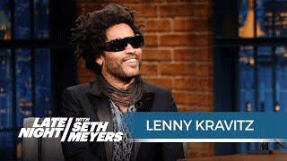 Lenny Kravitz on the Time Bill Clinton Called Him at Home