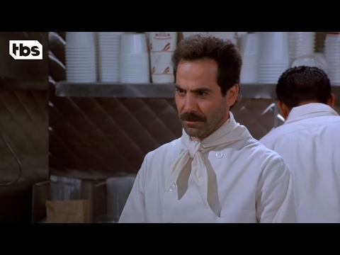 Want to meet the Soup Nazi at an IronPigs game? Get in line.