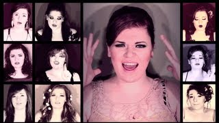 """One Woman A Cappella Adele"