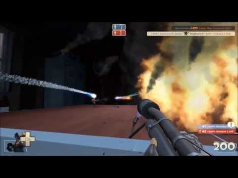 The Hamster Plays Team Fortress 2 - EPISODE 1 (A Rather Drunk Smurfette!)