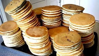 113 Pancakes Eaten in 8 Minutes (NEW World Record) by : Matt Stonie