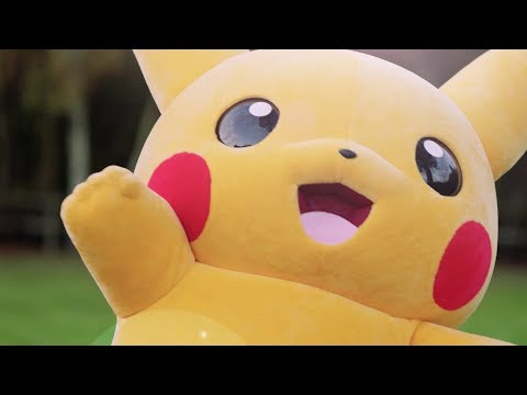 Download Youtube: UK: Come visit Pikachu Valley!
