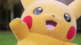 UK: Come visit Pikachu Valley!