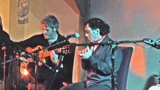 Calaito Flamenco Son play Saddleworth Blues Club