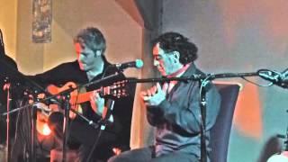 Calaito Flamenco Son play Saddleworth Blues Club