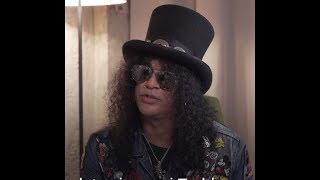 Guns N' Roses Slash Talks About Kids Who Wear Band Shirts For Fashion (Hipsters)