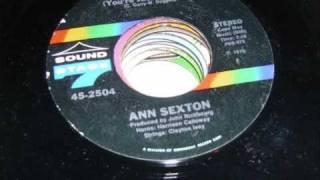 Ann Sexton - I