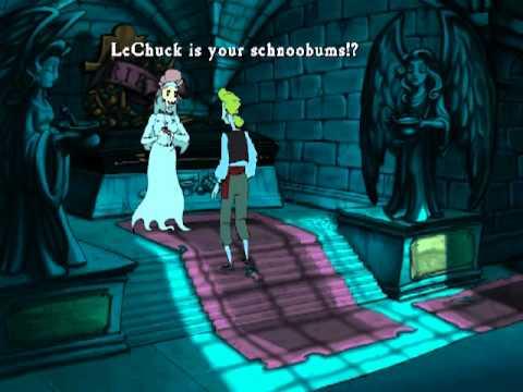 Curse Of Monkey Island Crypt