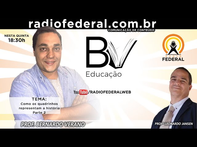 BV EDUCAÇÃO - 16/09/2021