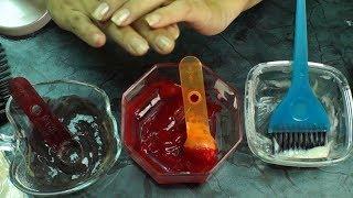 Mascarilla De Color: Reaviva Tu Tinte Y Cubre Las Canas
