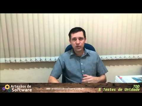 TDD e Testes de Unidade - parte I