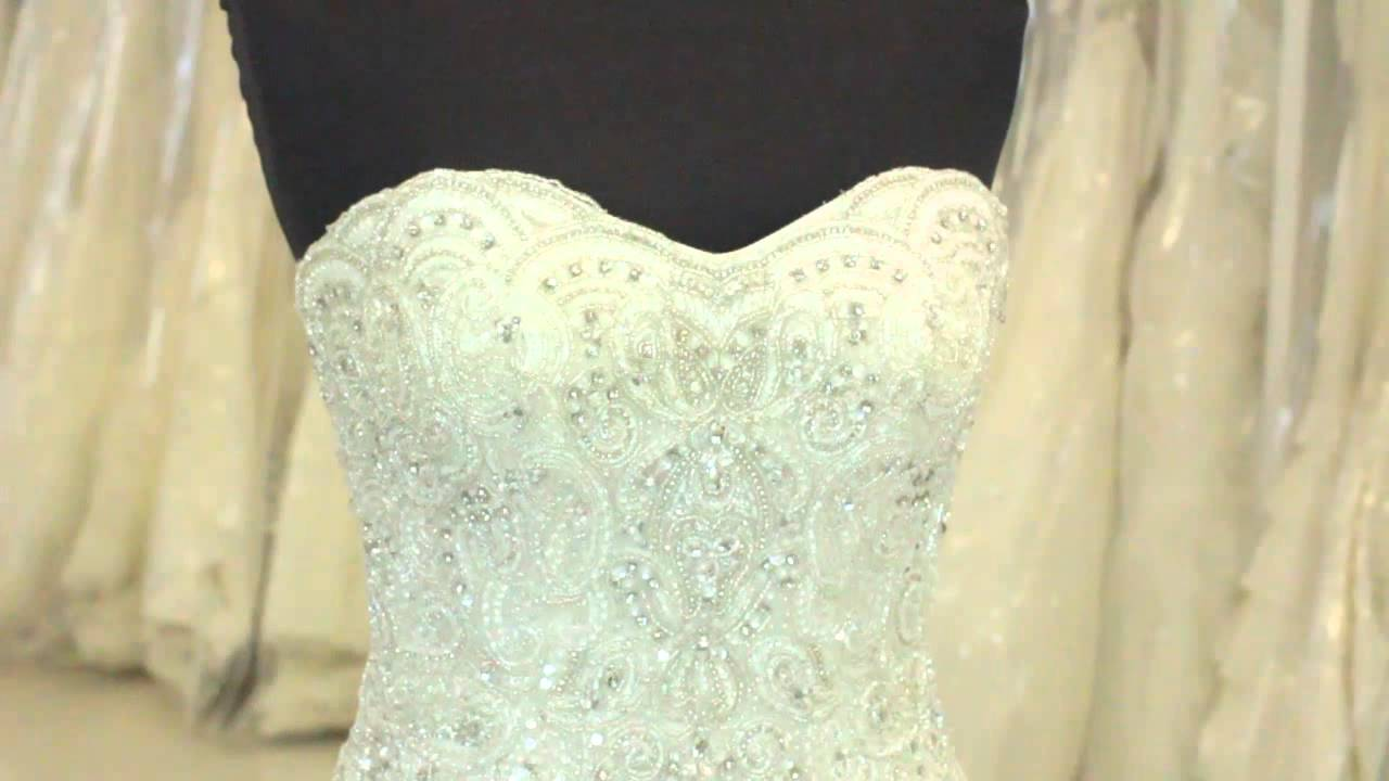 The Most Elegant Bridal Gown Fabrics : Wedding Dresses & Bridal ...