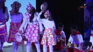 HOPE Qatar: 13th Annual Day : Karatong & Tinikling