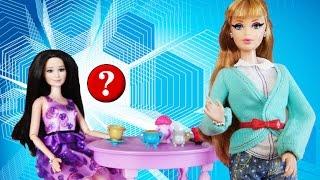 Мультик Барби Ракель выгоняэт Митч Видео для девочек Куклы Барби на русском
