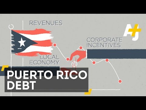 Why Is Puerto Rico In So Much Debt? – Explained In Less Than A Minute