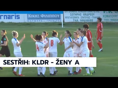 Sestřih | KLDR - Ženy A 4:2 (2:0)