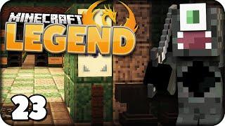 ENDLICH WIEDER KAMPFBEREIT! - Minecraft LEGEND #23 | Zinus