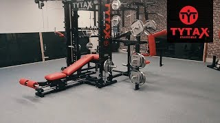 TYTAX® T3-X inside the fantastic Home Gym