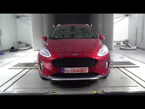 Ford Environmental Test Center Köln B-Roll