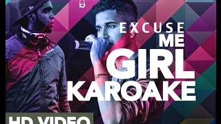 Excuse me Girl / Arjun / Instrumental / Karaoke - Andre Nel Boxy Official 2K15