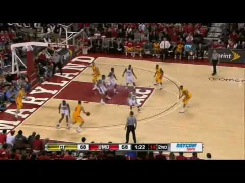 Greivis Vasquez -- 100 Assists from his Award Winning Senior Year