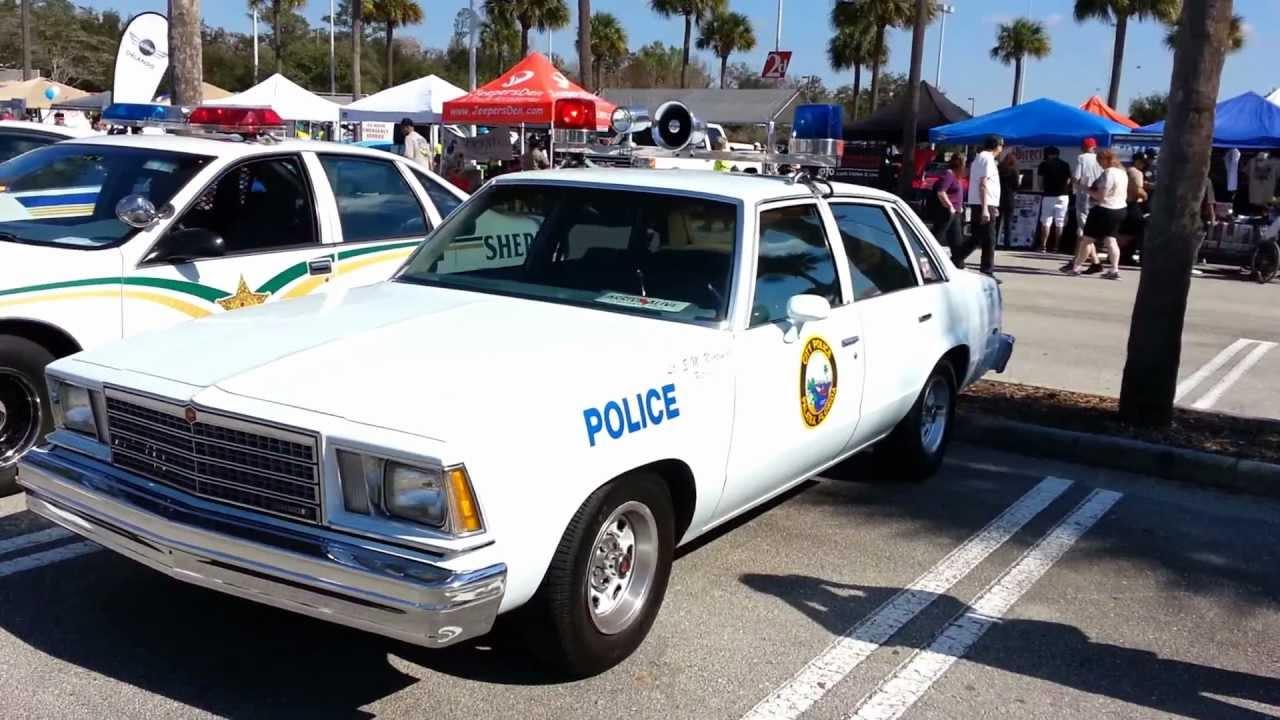 Vintage Palatka, FL Police Car - YouTube