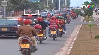 PR Filipe Nyusi manifesta apoio aos imigrantes ruandeses em Moçambique que queira regressar ao país