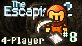 Video The Escapists 2: 4-Player - #8 - Tunnel Rats (4-Player Gameplay) download MP3, 3GP, MP4, WEBM, AVI, FLV Agustus 2017