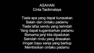 Download Lagu ASAHAN Cinta Tasikmalaya mp3
