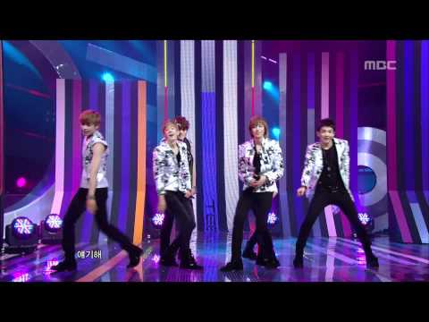 TEEN TOP - No More Perfume On You, 틴탑 - 향수 뿌리지마, Music Core 20110806