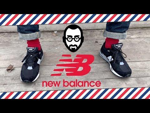 Кроссовки Стива Джобса: New Balance 991 Кроссовки на весну-лето