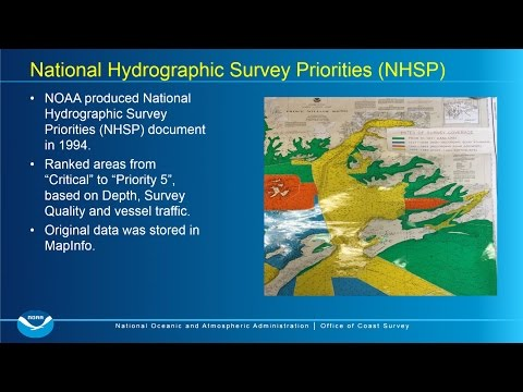 A Risk Based Approach to Determine Hydrographic Survey Priorities Using GIS