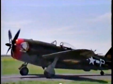 P-47 Thunderbolt Pilots Reunion 1989