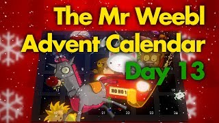 Christmas In My Pants | The Mr Weebl Advent Calendar | Day 13
