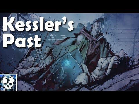 inFAMOUS inDEPTH: Kessler's Past