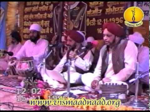 Raag Ramkali Singh Bandhu : Adutti Gurmat Sangeet Samellan 1996