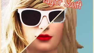 Taylor Swift Cas -Sims4