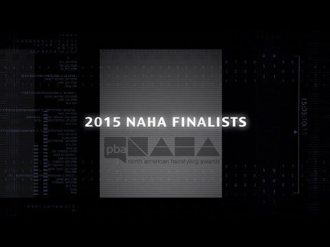 NAHA 2015 Finalist Announcement