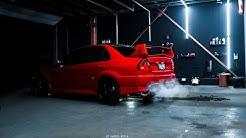 Detailing a Mitsubishi Lancer Evo V & Mercedes Benz W108 | 4k