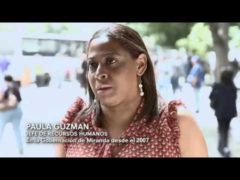 Mensaje de Capriles Radonski a los Empleados Públicos (Subtítulos en inglés/ English subtitles)