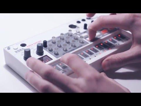 Carl Cox Techno Samples on Volca Sample