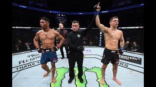 UFC Milwaukee: Entrevista no octógono com Al Iaquinta e Kevin Lee