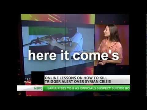Russia Today: Anti-western Propaganda