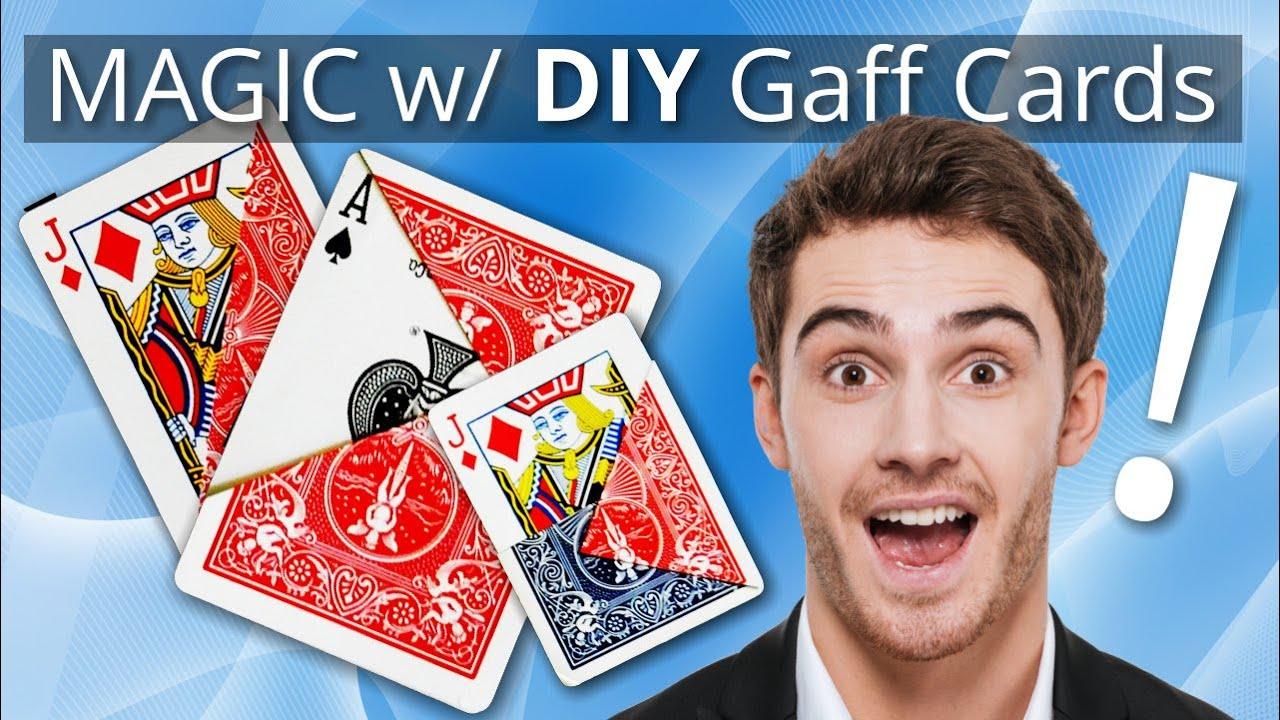 5 easy diy magic card tricks  learn amazing card tricks
