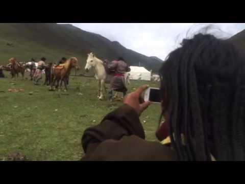 Tibet sport in Tibet.2014. 69
