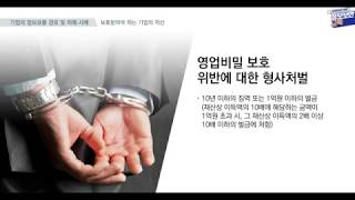 [정보보안] Lecture 2. 기업의 정보유출 경로 …