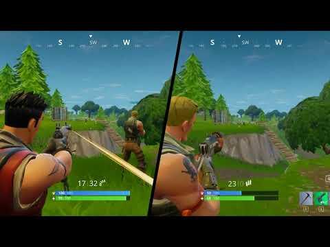 Fortnite Battle Royale: Split Screen Duo (Win)