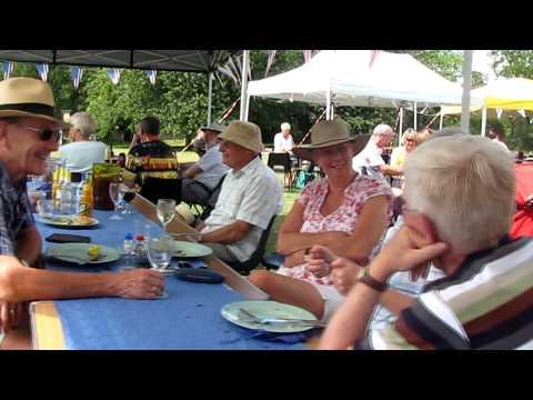 Milton Keynes Village BBQ July 4 2009