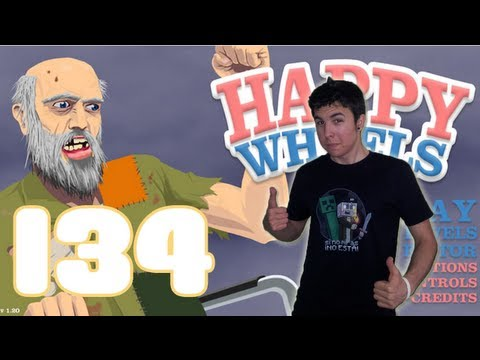 HAPPY WHEELS: Episodio 134