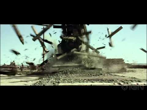 "The Lone Ranger - ""Train Wreck"" Clip"